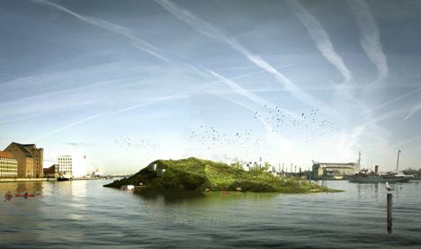 bird islandcopyright Tredje Natur and PK3